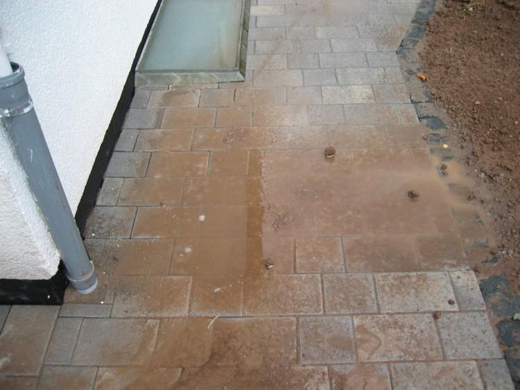 einzelne betonplatten austauschen